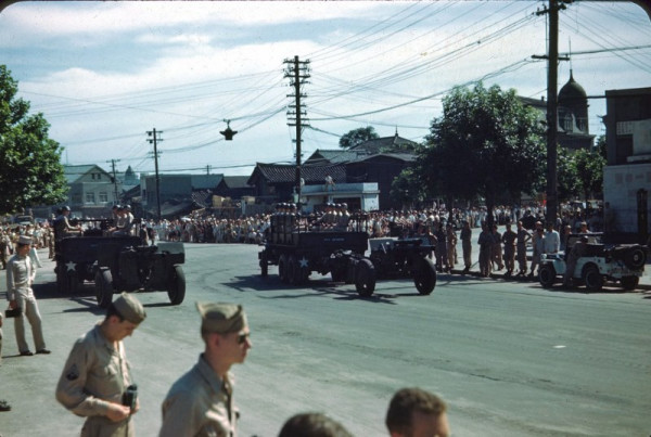 22 31st Inf AT guns, Aug 15,1946.jpg
