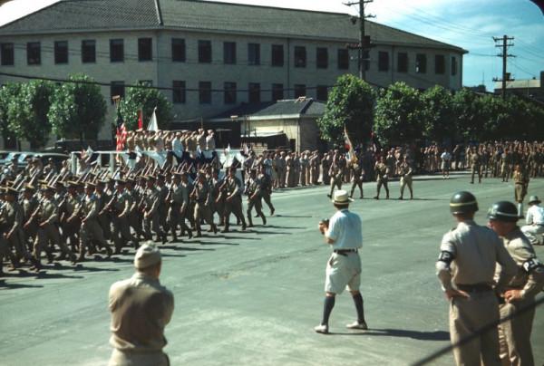 25 Korean Constabulary, Seoul, Aug 15,1946.jpg